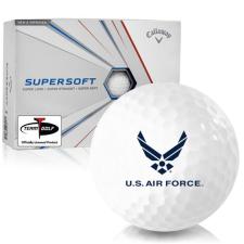 Callaway Golf Supersoft US Air Force Golf Balls