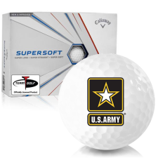 Callaway Golf Supersoft US Army Golf Balls