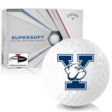 Callaway Golf Supersoft Yale Bulldogs Golf Balls