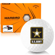 Callaway Golf Warbird US Army Golf Balls