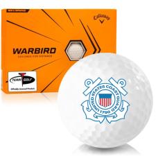 Callaway Golf Warbird US Coast Guard Golf Balls