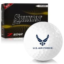 Srixon Z-Star 7 US Air Force Golf Balls