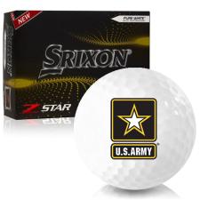 Srixon Z-Star 7 US Army Golf Balls