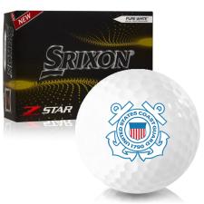 Srixon Z-Star 7 US Coast Guard Golf Balls
