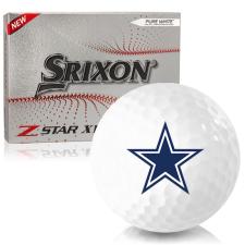 Srixon Z-Star XV 7 Dallas Cowboys Golf Balls