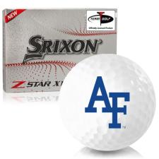 Srixon Z-Star XV 7 Air Force Falcons Golf Balls