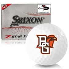 Srixon Z-Star XV 7 Bowling Green Falcons Golf Balls