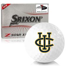 Srixon Z-Star XV 7 Cal Irvine Anteaters Golf Balls