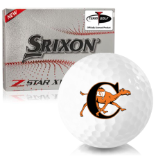 Srixon Z-Star XV 7 Campbell Fighting Camels Golf Balls
