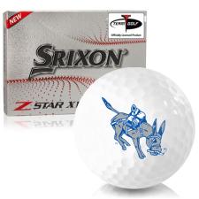 Srixon Z-Star XV 7 Colorado School of Mines Orediggers Golf Balls