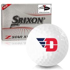 Srixon Z-Star XV 7 Dayton Flyers Golf Balls