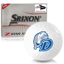 Srixon Z-Star XV 7 Drake Bulldogs Golf Balls