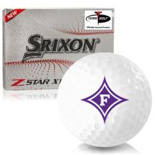Srixon Z-Star XV 7 Furman Paladins Golf Balls