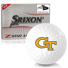 Srixon Z-Star XV 7 Georgia Tech Golf Balls