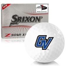 Srixon Z-Star XV 7 Grand Valley State Lakers Golf Balls