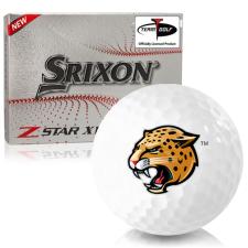 Srixon Z-Star XV 7 IUPUI Jaguars Golf Balls
