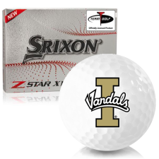 Srixon Z-Star XV 7 Idaho Vandals Golf Balls