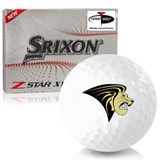 Srixon Z-Star XV 7 Lindenwood Lions Golf Balls