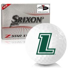 Srixon Z-Star XV 7 Loyola Maryland Greyhounds Golf Balls