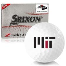 Srixon Z-Star XV 7 MIT - Massachusetts Institute of Technology Golf Balls