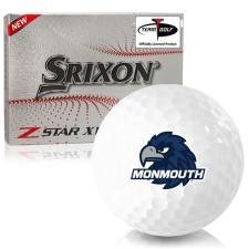 Srixon Z-Star XV 7 Monmouth Hawks Golf Balls