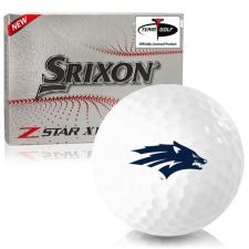 Srixon Z-Star XV 7 Nevada Wolfpack Golf Balls
