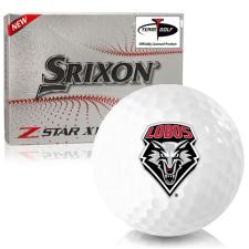 Srixon Z-Star XV 7 New Mexico Lobos Golf Balls