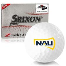 Srixon Z-Star XV 7 Northern Arizona Lumberjacks Golf Balls