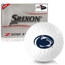 Srixon Z-Star XV 7 Penn State Nittany Lions Golf Balls