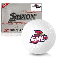 Srixon Z-Star XV 7 Saint Mary's of Minnesota Cardinals Golf Balls