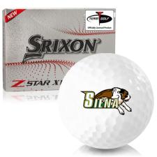 Srixon Z-Star XV 7 Siena Saints Golf Balls