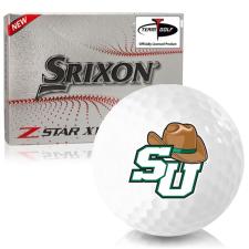 Srixon Z-Star XV 7 Stetson Hatters Golf Balls