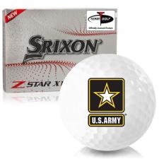 Srixon Z-Star XV 7 US Army Golf Balls