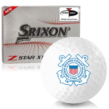 Srixon Z-Star XV 7 US Coast Guard Golf Balls