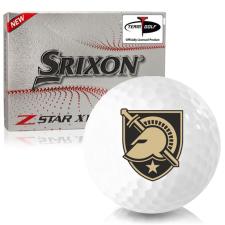 Srixon Z-Star XV 7 Army West Point Black Knights Golf Balls