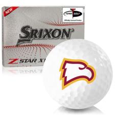 Srixon Z-Star XV 7 Winthrop Eagles Golf Balls