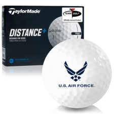 Taylor Made Distance+ US Air Force Golf Balls