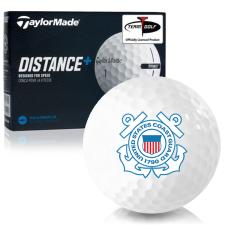 Taylor Made Distance+ US Coast Guard Golf Balls