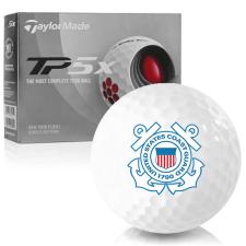 Taylor Made TP5x US Coast Guard Golf Balls