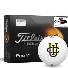 Titleist 2021 Pro V1 AIM Cal Irvine Anteaters Golf Balls
