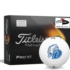 Titleist 2021 Pro V1 AIM Drake Bulldogs Golf Balls