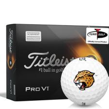 Titleist 2021 Pro V1 AIM IUPUI Jaguars Golf Balls