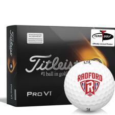Titleist 2021 Pro V1 AIM Radford Highlanders Golf Balls