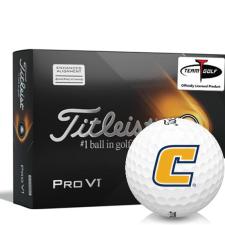 Titleist 2021 Pro V1 AIM Tennessee Chattanooga Mocs Golf Balls
