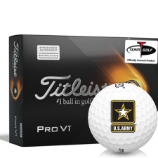 Titleist 2021 Pro V1 AIM US Army Golf Balls