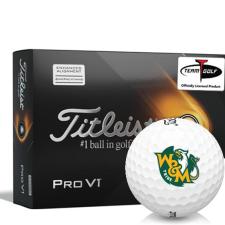 Titleist 2021 Pro V1 AIM William & Mary Tribe Golf Balls