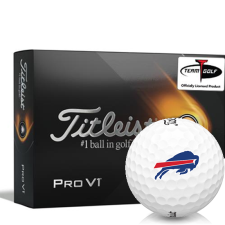 Titleist 2021 Pro V1 Buffalo Bills Golf Balls