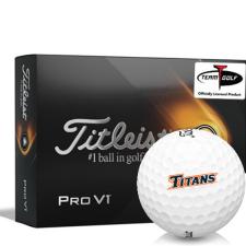 Titleist 2021 Pro V1 Cal State Fullerton Titans Golf Balls