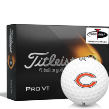 Titleist 2021 Pro V1 Chicago Bears Golf Balls