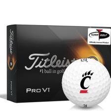 Titleist 2021 Pro V1 Cincinnati Bearcats Golf Balls